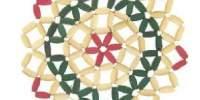 Suport bambus pt oale