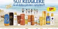 50% reducere la al doilea produs cumparat