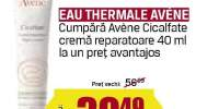 Crema faciala Avene Cicalfate, Avene