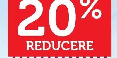 Pana la 20% reducere la toate mesele si scaunele de terasa si gradina