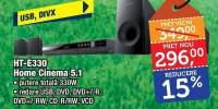 Home cinema 5.1, HT-E330, Samsung