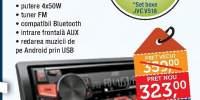 Radio CD/MP3 KD-R461, JVC