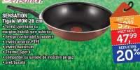 Tigaie wok Sensation