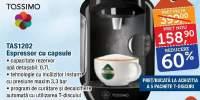 Espressor cu capsule Tassimo