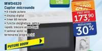 Cuptor microunde MWD4820