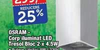 Corp iluminat LED Tresol bloc