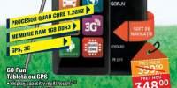 Tableta cu GPS Go Fun