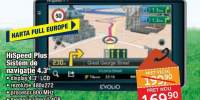 Sistem de navigatie HiSpeed Plus