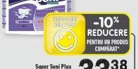 Scutece Super Seni Plus