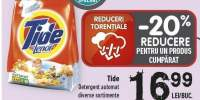 Detergent automat Tide