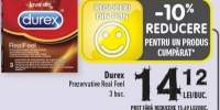 Prezervative Durex