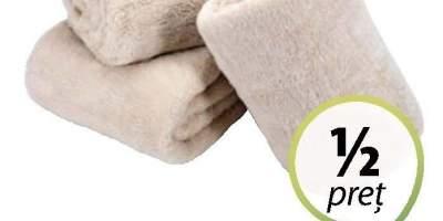 Krokus patura din fleece