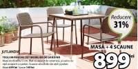 Jutlandia Teglum/ Fauske set mobilier de gradina