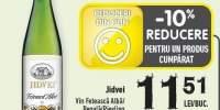 Vin Feteasca alba Jidvei