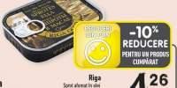 Sprot afumat Riga