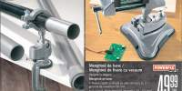 Menghina de banc/ Menghina de fixare cu vacuum