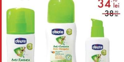Solutii anti-tantari Zanza-No, Chicco