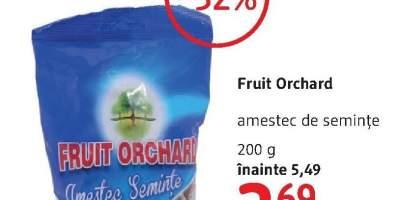 Amestec de seminte Fruit Orchard