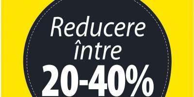 Intre 20 - 40% reducere la toate comodele cu sertare!