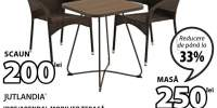 Mobilier terasa Idre/Arendal