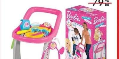 Carucior medical Barbie, Dede