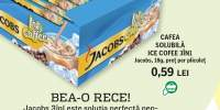 Cafea solubila Ice Cofee 3in1, Jacobs