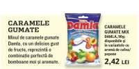 Caramele gumate Mix, Damla