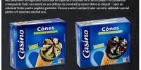 Inghetata cu arome verzi, Casino
