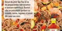 Sos de chili iute, Tao Tao