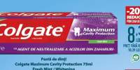 Pasta de dinti Colgate Maximum Cavity Protection