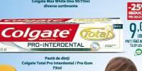 Pasta de dinti Colgate Total Pro Interdental