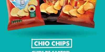 Chips de cartofi Chio Chips