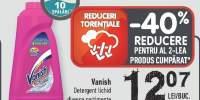 Vanish Detergent lichid