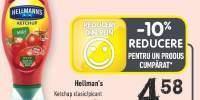 Ketchup Hellman's
