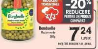 Mazare verde Bonduelle