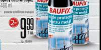 Spray de protectie impotriva ruginii, Baufix