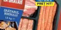 Mix grill de porc