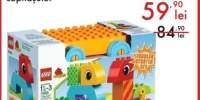 Constructia si masinuta copilasului, Lego Duplo