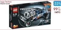 Masinuta tunata, Lego Technic