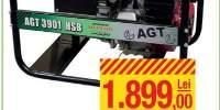 Generator 3KVA AGT 3901 HSB, Honda