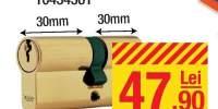 Cilindru siguranta 30x30 alama yale