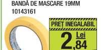 Banda de mascare 19 milimetri