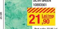 Faianta Silva green