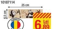 Brau faianta Panda bej