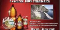 Cumpara bere Bucegi si poti castiga o excursie 100% romaneasca!