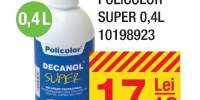 Decanol Policolor Super