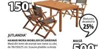 Hamar/ Mora mobilier de gradina