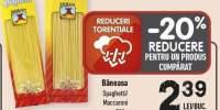 Spaghetti/maccaroni Baneasa