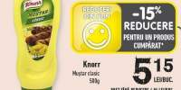 Mustar clasic Knorr