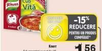 Cub concentrat cu gust de vita Knorr